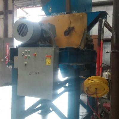 Reduction Technology Slow Speed High Torque Shredder