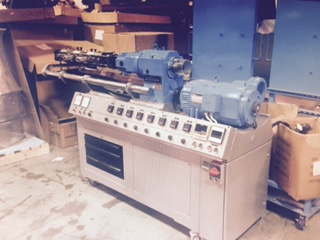 34 mm Leistritz Co-Rotating Twin Screw Extruders (4)