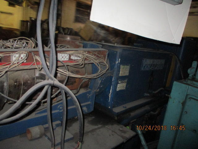 Cincinnati Twin Screw Extruder 15 000 Plastic