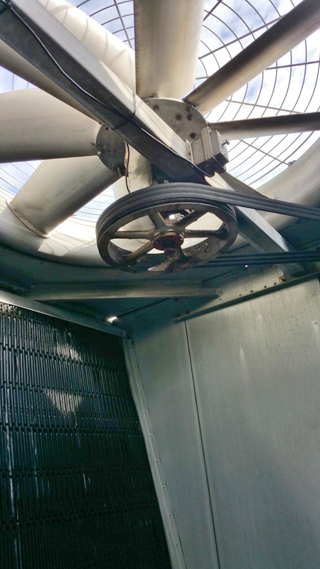 Baltimore Aircoil Company Bac Cooling Tower 160 Ton