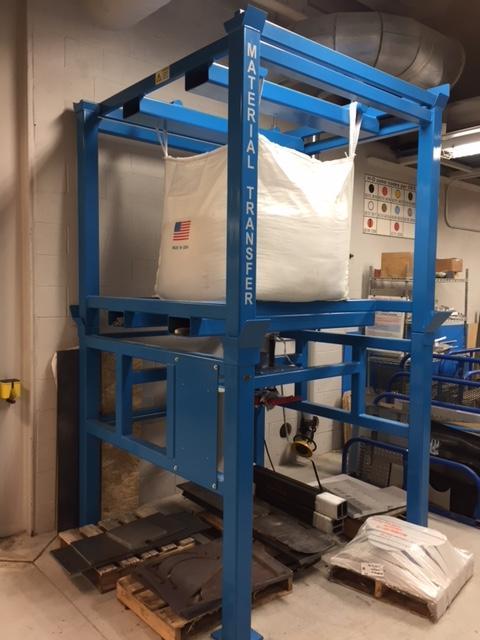 Product Categories Supersack Bulk Bag Unloading Station